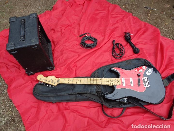 Antigüedades: guitarra eléctrica Fender - Foto 5 - 106079155