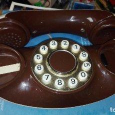 Teléfonos: TELEFONO INGLES DE DISEÑO. AÑOS 70/80.FUNCIONANDO CON SU ADAPTADOR.. Lote 106095019