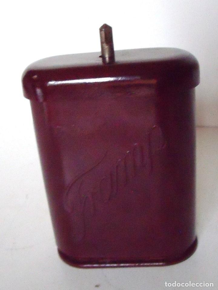 Antigüedades: MOLINILLO DE CAFÉ DE VIAJE MARCA B.O. OUHRABKA. MODELO TRAMP. CHECOSLOVAQUIA CA. 1938/1950 - Foto 26 - 106107667