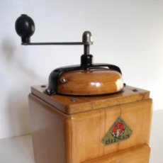 Antigüedades: MOLINILLO DE CAFÉ MARCA DIENES. MODELO 649. ALEMANIA. CA. 1930/40. Lote 106107743