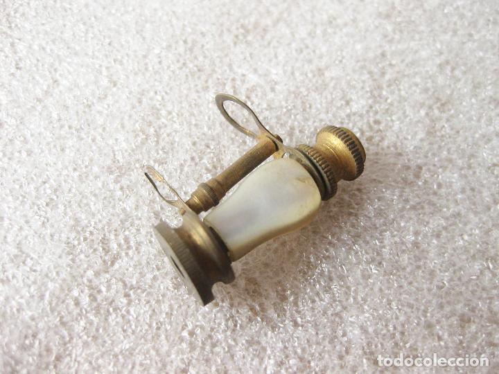 RESTO DE UN BINOCULAR STANHOPE INCOMPLETO Y SIN LA VISTA NI LUPA (Antigüedades - Técnicas - Otros Instrumentos Ópticos Antiguos)