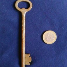 Antigüedades: LLAVE ANTIGUA GRANDE.. Lote 106573871