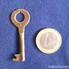 Antigüedades: LLAVE PARA MUEBLE.. Lote 106574099