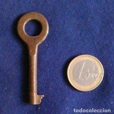 Antigüedades: LLAVE DE MUEBLE ANTIGUO.. Lote 106574187