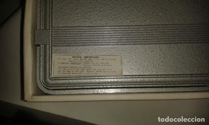 Antigüedades: Lote de antiguo aparato medico tensiometro manometro de mercurio y 2 estetoscopios / fonendoscopios - Foto 14 - 139249613