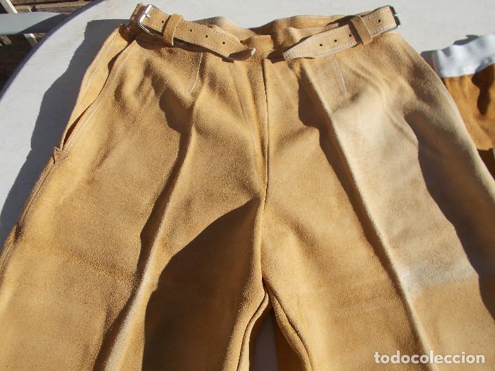 Equipo De Soldador Pantalones Y Manguitos En C Comprar Herramientas Profesionales Electricidad En Todocoleccion 106622143