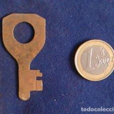 Antigüedades: LLAVE PLANA.. Lote 106625063
