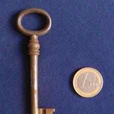 Antigüedades: LLAVE ANTIGUA.. Lote 106663295