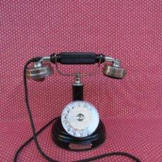 Teléfonos: ANTIGUO TELEFONO DE MESA, FABRICADO POR LA SOCIETE DES TÉLÉPHONES ERICSSON. (COLOMBES SEINE).. Lote 133785751