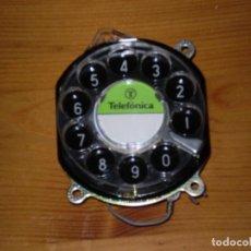 Teléfonos: RUEDA DISCO MARCADOR - TELEFONO GONDOLA - VER FOTOS DETALLES. Lote 106962683