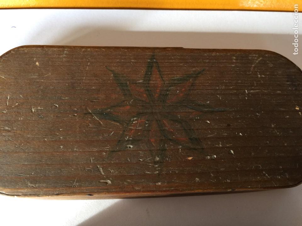 Antigüedades: Antigua balanza del siglo XVIII - Foto 2 - 106981802