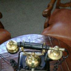 Teléfonos: TELÉFONO DE CHAPA IDEAL PARA DECORACIONES. Lote 107488683