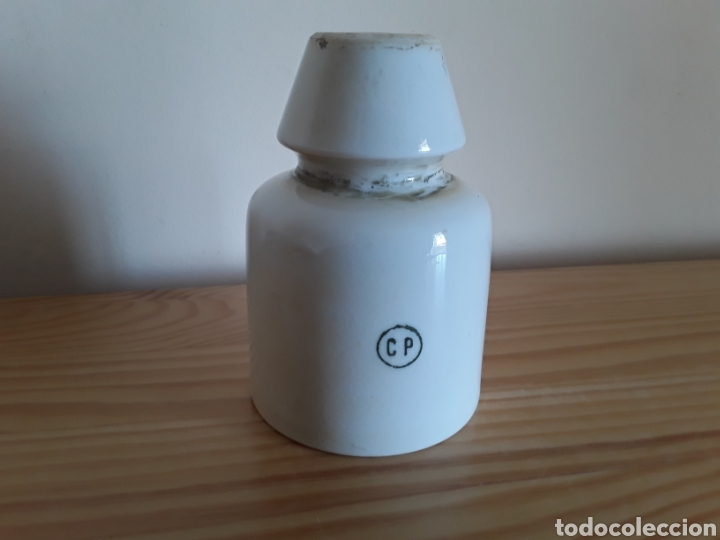 Antigüedades: Jícara o aislante de porcelana - Foto 2 - 107052408