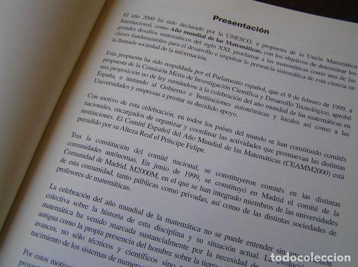 Antigüedades: RECUERDOS DEL CÁLCULO MECÁNICO EXPOSICIÓN DE MAQUINAS DE CALCULAR OCTUBRE 2000 - Foto 9 - 107087587