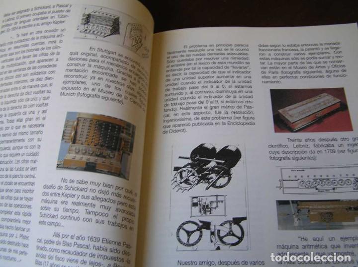 Antigüedades: RECUERDOS DEL CÁLCULO MECÁNICO EXPOSICIÓN DE MAQUINAS DE CALCULAR OCTUBRE 2000 - Foto 12 - 107087587