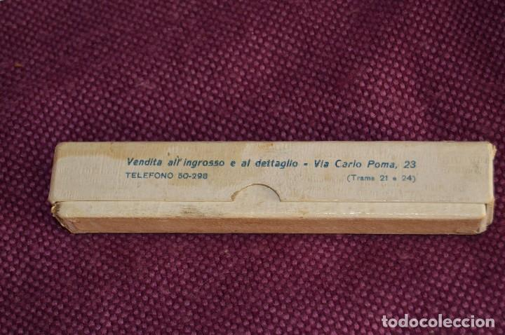 Antigüedades: VINTAGE - ANTIQUÍSIMO INSTRUMENTO DE BORDADO - MACCHINA OSCAR WICHELHAUS - AÑOS 20 - EN CAJA - Foto 15 - 107110539