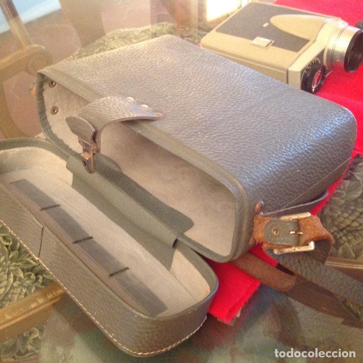 Antigüedades: Tomavistas Eumig C5 made in Austria, en su estuche original, ver fotos. - Foto 4 - 107269655