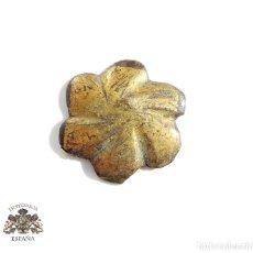 Antigüedades: REMACHE. CLAVO DE PUERTA. EN BRONCE. S. XVI . Lote 107283331
