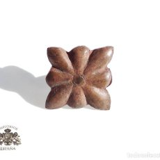 Antigüedades: REMACHE. CLAVO DE PUERTA. EN COBRE. S. XVII. Lote 107283443