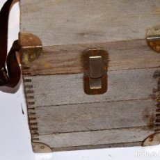 Antigüedades: RARÍSIMO Y MUY ANTIGUO APARATO DE PRUEBAS, POSIBLEMENTE DE TELECOMUNICACIONES EE-59 GR 1. Lote 107314347