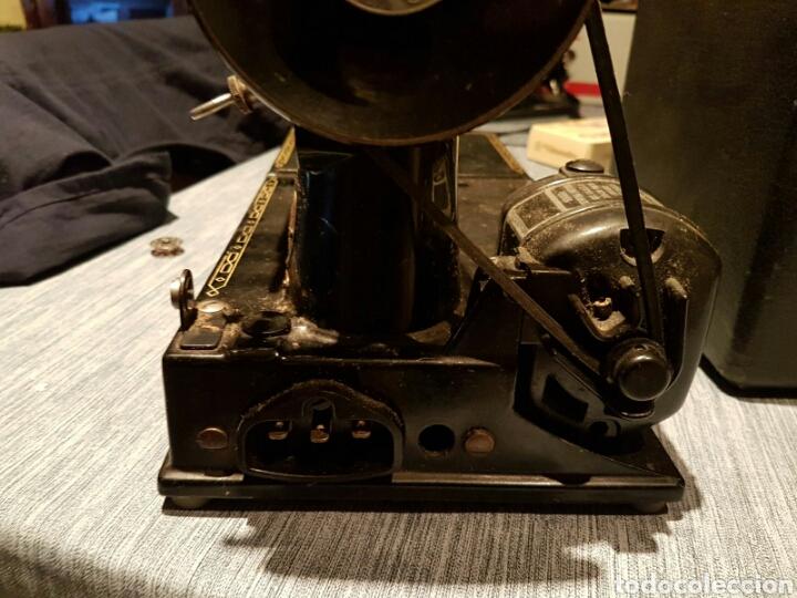 Antigüedades: Antigua Máquina de Coser Singer,Escocesa - Foto 14 - 107415155