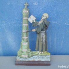 Antigüedades: HIGROMETRO PRINCIPIOS SIGLO XX DE PUBLICIDAD. Lote 107621387