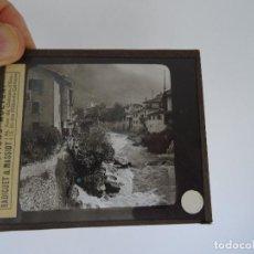 Antigüedades: CRISTAL 10 X 8,5 MOLTENI RADIGUET MASSIOT CHIAVENNA LA MERA. Lote 107730191