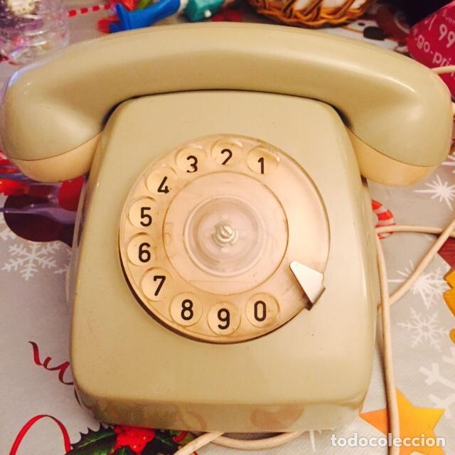 TELÉFONO ANTIGUO VINTAGE (Antigüedades - Técnicas - Teléfonos Antiguos)