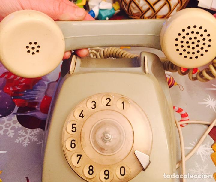 Teléfonos: Teléfono antiguo vintage - Foto 2 - 107750946
