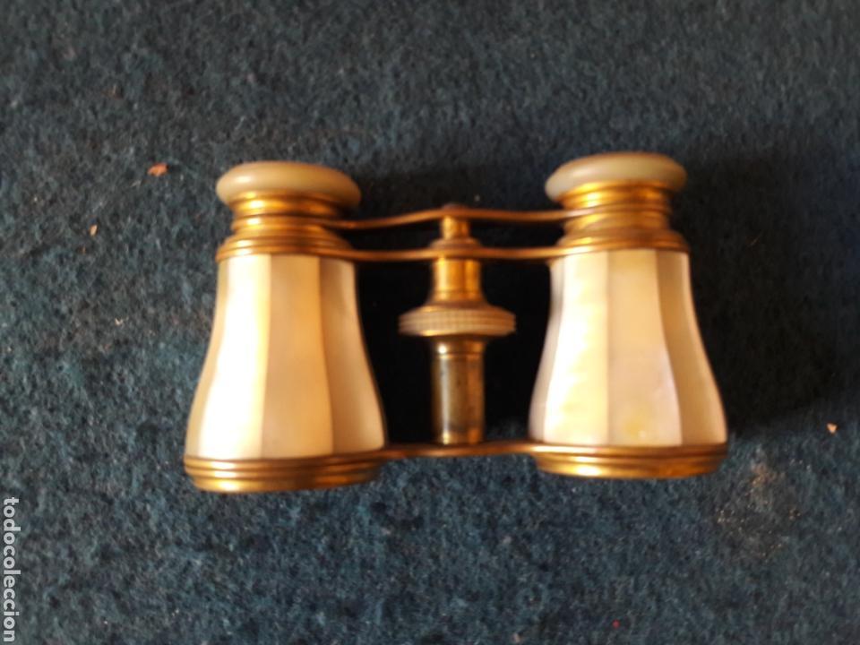 Antigüedades: Anteojos de nacar - Foto 3 - 107849087