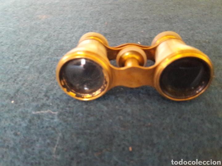 Antigüedades: Anteojos de nacar - Foto 4 - 107849087