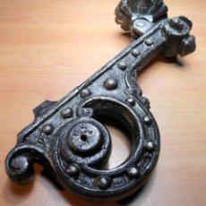 Antigüedades: PICAPORTE ANTIGUO S.XIX MAGNIFICO. Lote 107875363