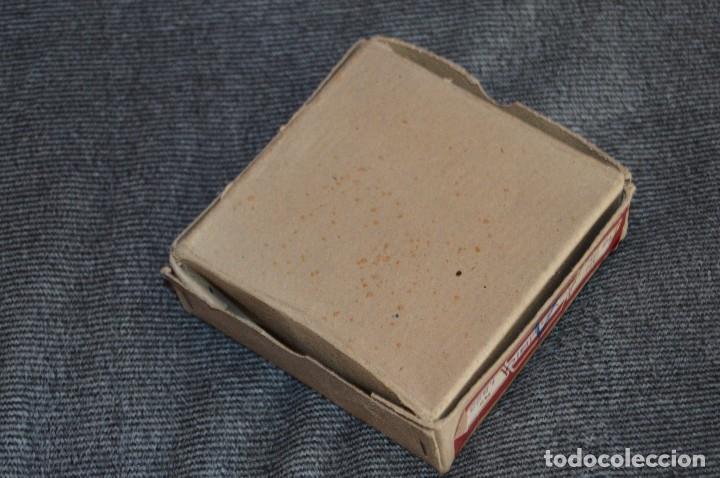 Antigüedades: ANTIGUA Y CURIOSA - CINTA MÉTRICA DE 15M - EN CAJA ORIGINAL - MUY BUEN ESTADO - VINTAGE - HAZ OFERTA - Foto 10 - 208217790