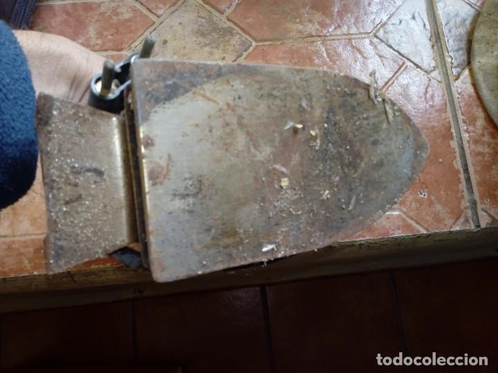 Antigüedades: Antigua plancha eléctrica completa - Foto 4 - 108044423