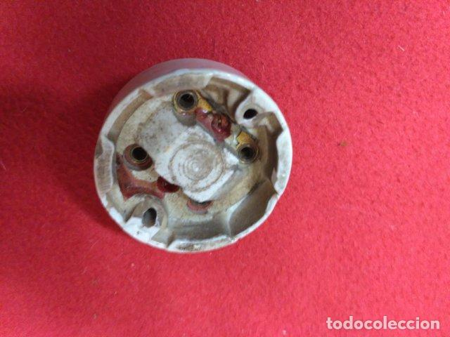Antigüedades: ANTIGUO INTERRUPTOR - Foto 2 - 108067627