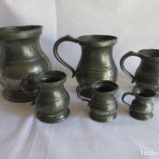 Antigüedades: MEDIDAS INGLESAS VICTORIANAS 1887. Lote 108079267