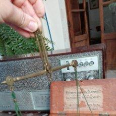 Antigüedades: BALANZA ESPECIAS. Lote 108244367