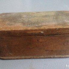 Antigüedades: ANTIGUA CAJA DE PRACTICANTE . Lote 108443207