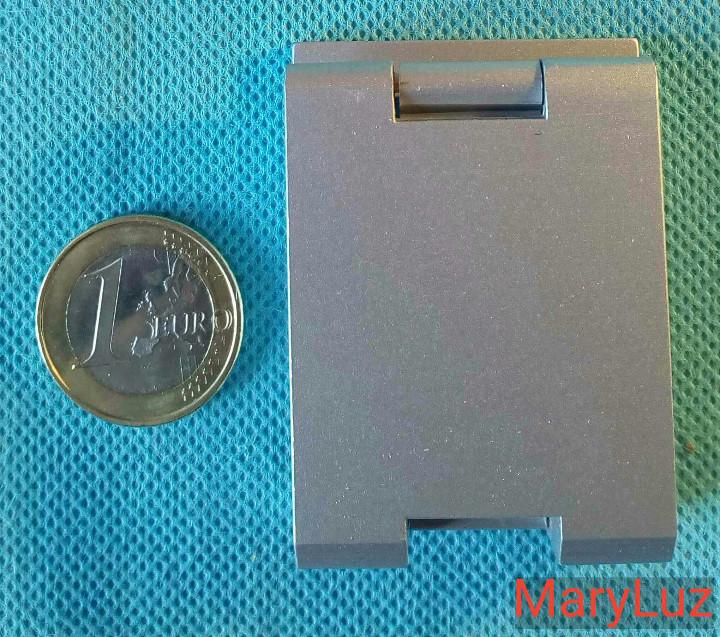Antigüedades: LUPA-CUENTAHILOS PLEGABLE, DE METAL. (2). Nueva. En su caja original. Fabricada en Japón. - Foto 5 - 108461175