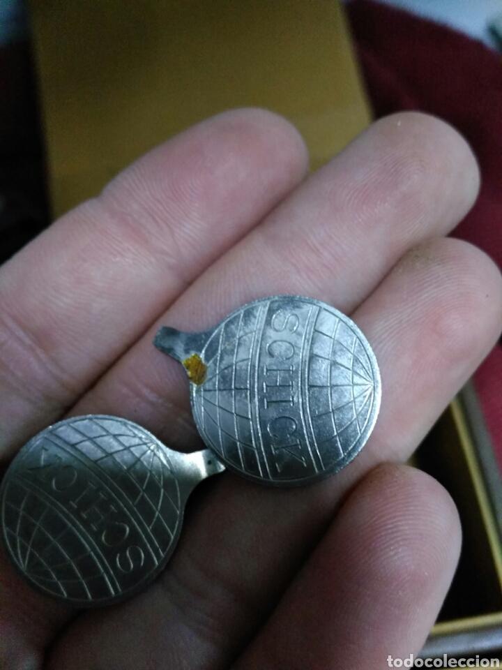 Antigüedades: Antigua maquinilla de afeitar SHICK DRY SHAVER made in canada en caja de piel muy buen estado maquin - Foto 7 - 108537260