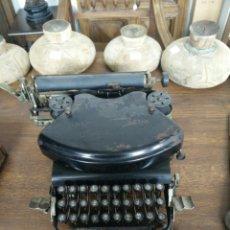 Antigüedades: MAQUINA DE ESCRIBIR ANTIGUA LR. Lote 108708576