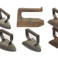Antigüedades: LOTE DE 8 PLANCHAS. Lote 108805783