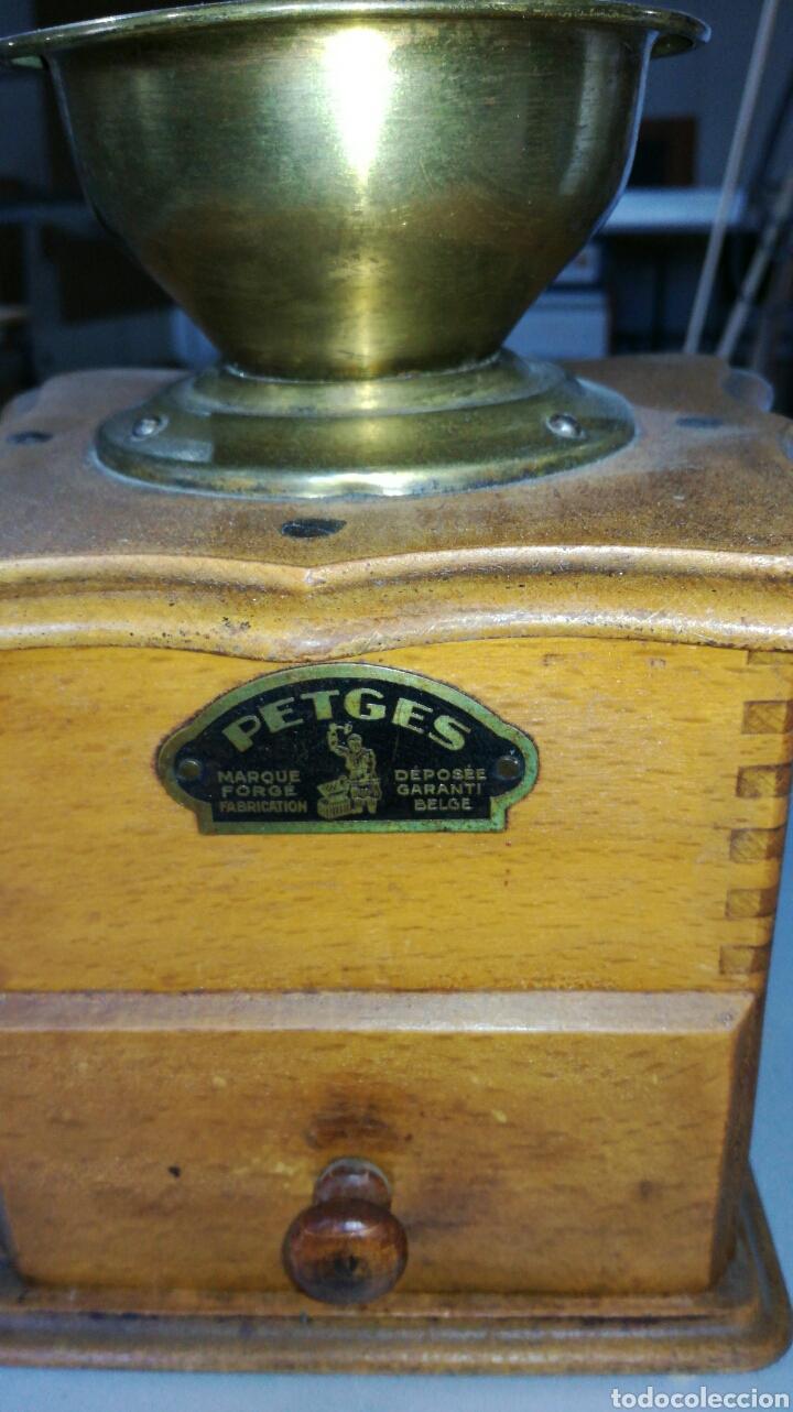 Antigüedades: Molinillo de cafe. JM / - Foto 2 - 108859564