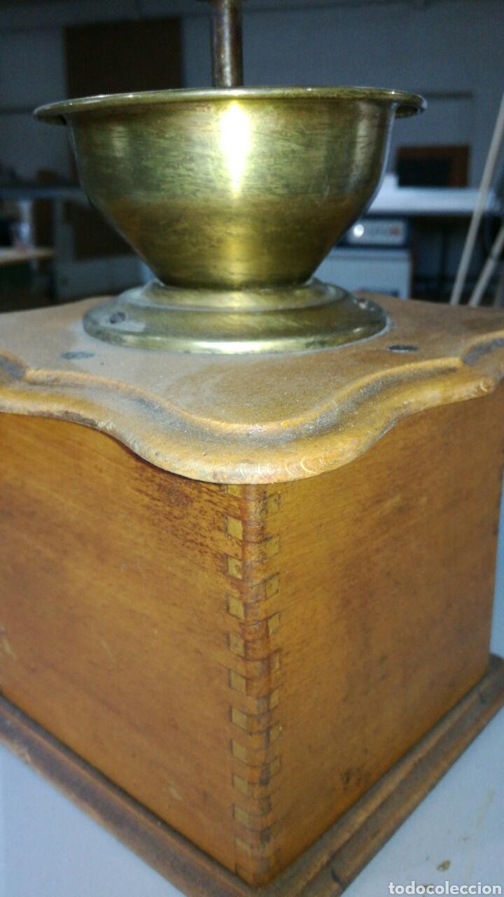 Antigüedades: Molinillo de cafe. JM / - Foto 3 - 108859564