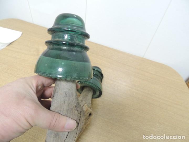 Antigüedades: jicaras dos unidades E.S. - Foto 3 - 108925459