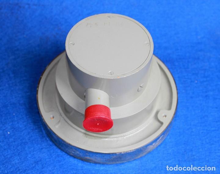 Antigüedades: JONES - TACOMETRO MARINO DE 0 A 1200 RPM AÑOS 40 ( COLECCION ) - Foto 2 - 109024595