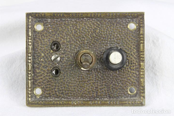 APLIQUE EMBELLECEDOR MÚLTIPLE (Antigüedades - Técnicas - Herramientas Profesionales - Electricidad)