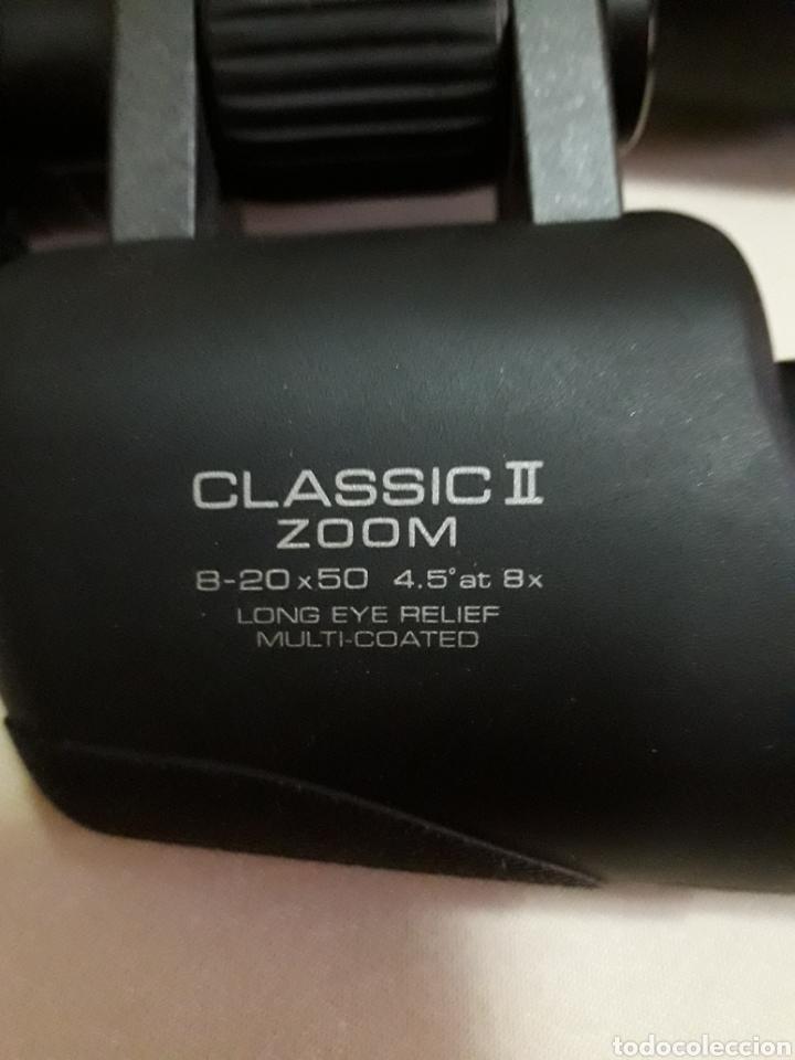 Antigüedades: Prismáticos Minolta Classic ll Zoom gran calidad - Foto 2 - 109144879