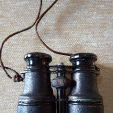 Antigüedades: BINOCULARES ANTEOJOS. Lote 109174395