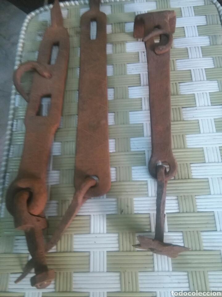 Antigüedades: Lote de hierros antiguos - Foto 4 - 109264148